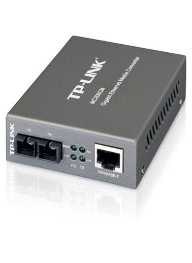 TP-LINK Mc200Cm Fiber Converter Gigabit Ethernet Medya Dönüştürücü Renkli